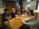 Kartenspielen auf dem Peetshof